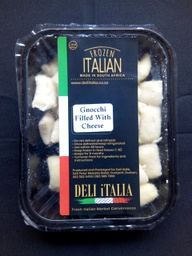 Gnocchi Filled with Cheese