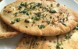Pita Pocket Garlic & Parsley